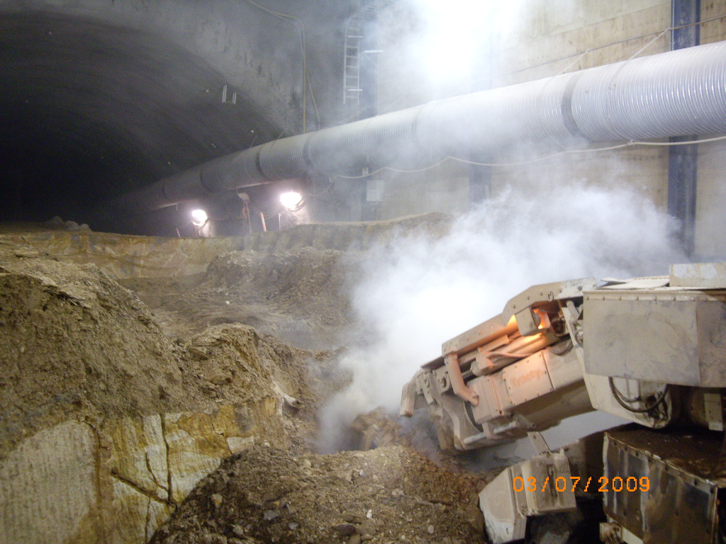 Tunneling & Shaft 16
